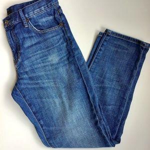 UNIQLO Women's Blue Jeans Size 24 inches,